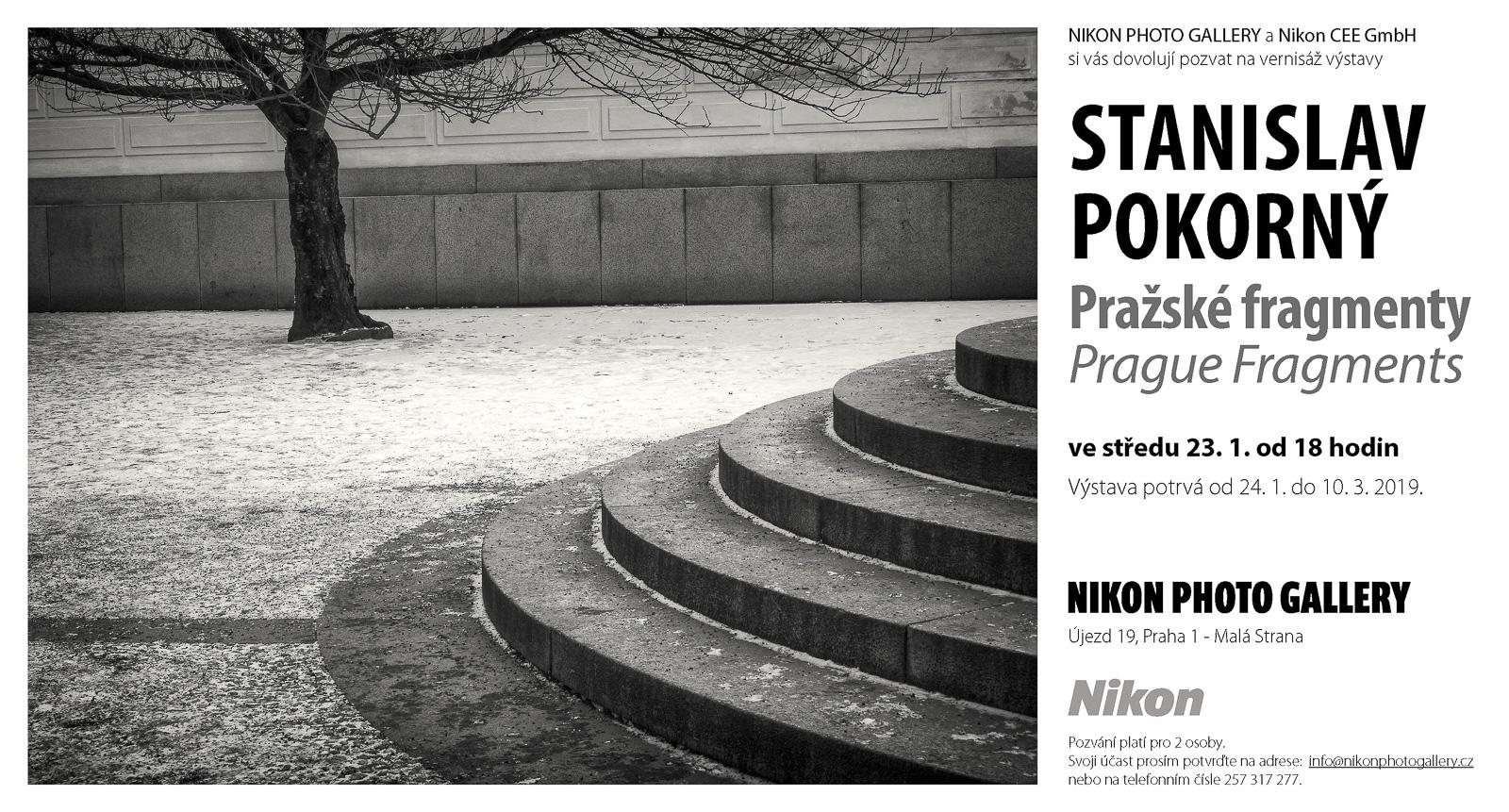 Stanislav Pokorný - Pražské fragmenty