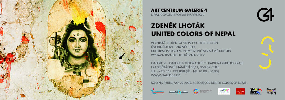 Zdeněk Lhoták - United Colors of Nepal