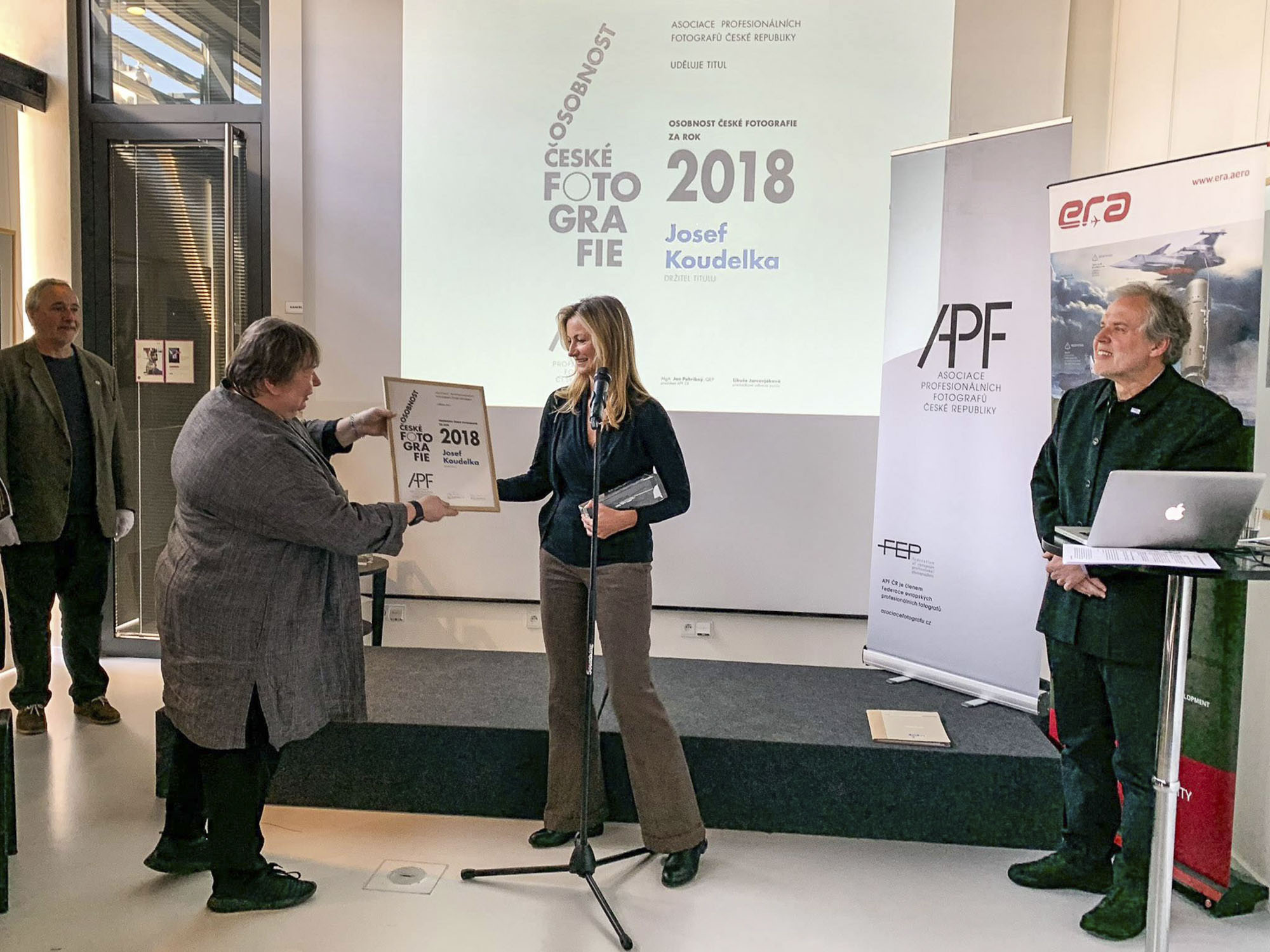Osobnosti české fotografie 2018 vyhlášeny!