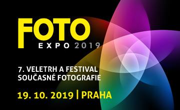 FOTOEXPO 2019 - 7. veletrh a festival fotografie