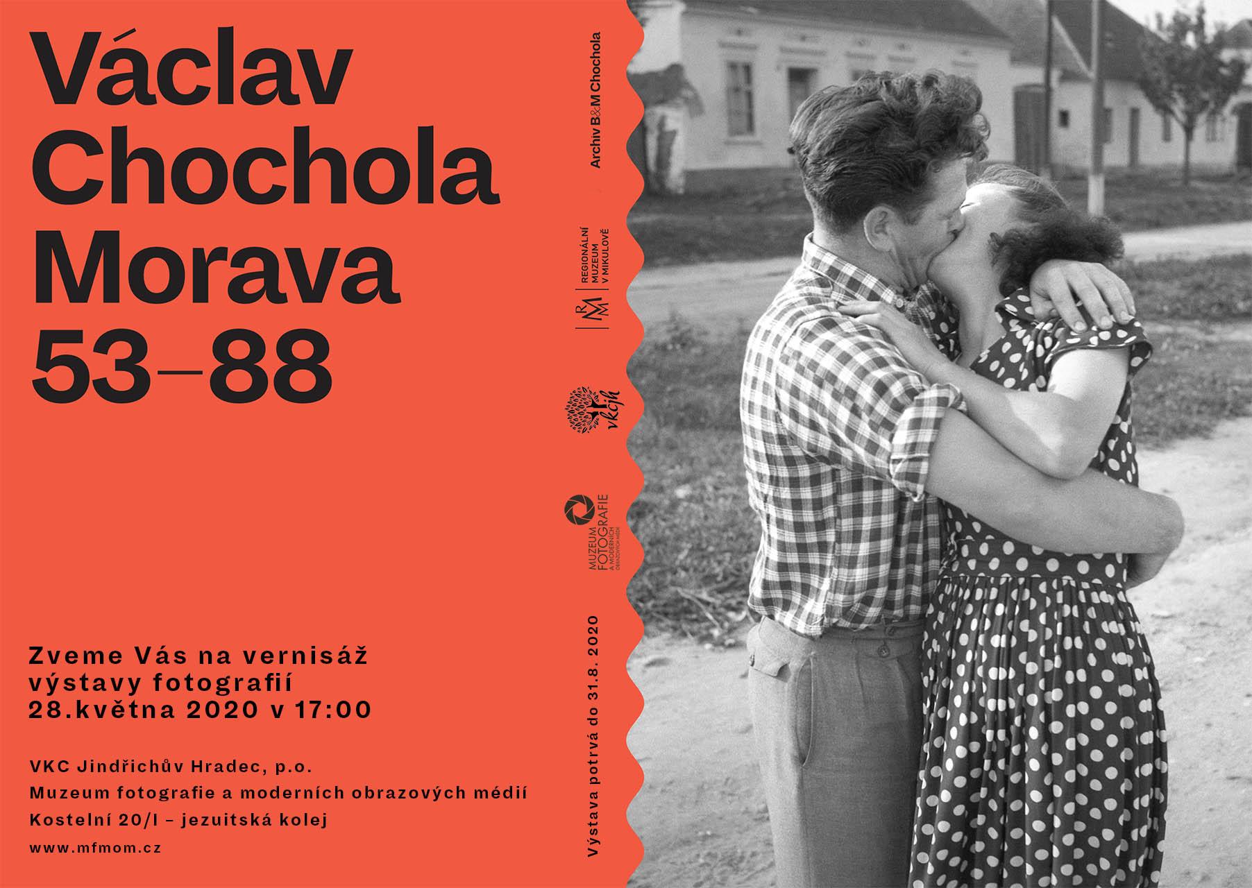 Václav Chochola: Morava 53-88