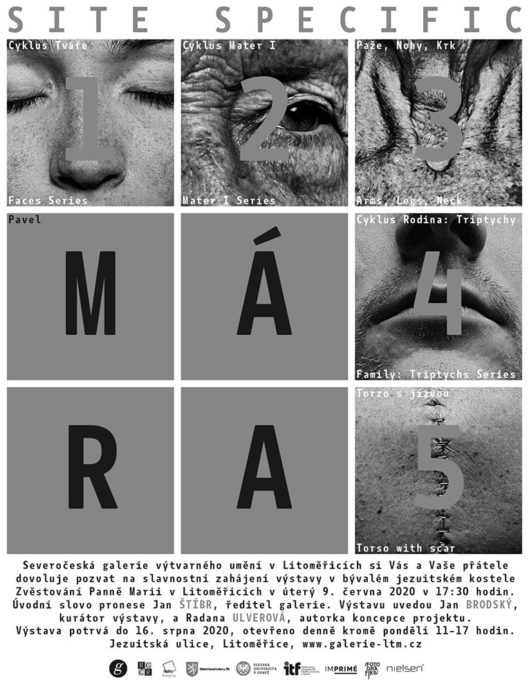 PAVEL MÁRA / SITE SPECIFIC